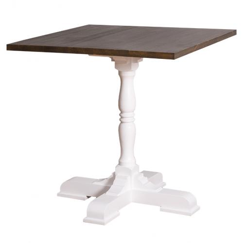 Provance  fenyőfa   asztal