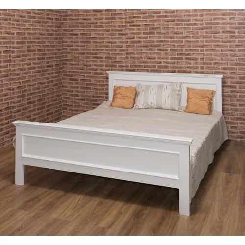 Provance  fenyőfa ágy-180x200