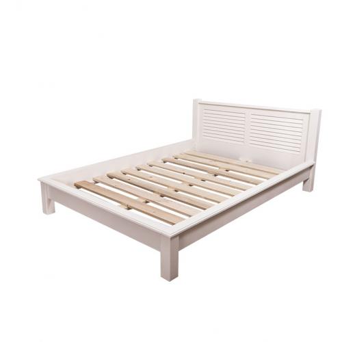 Provance  fenyőfa ágy