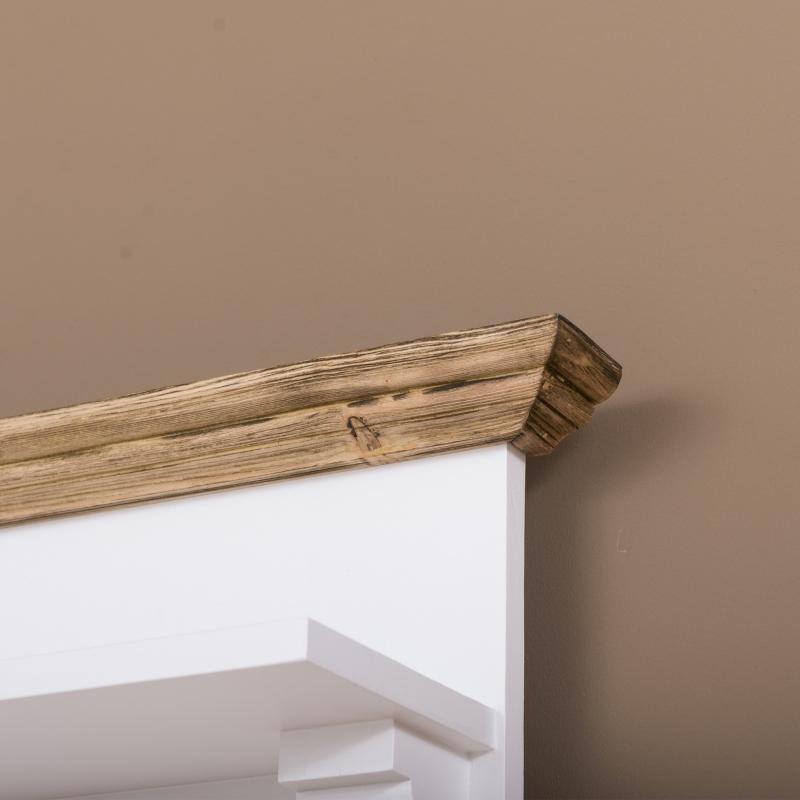 Provance  fenyőfa francia stílusú előszobafal
