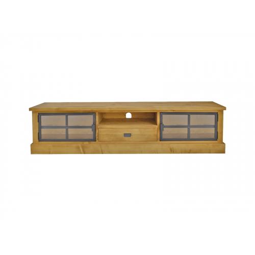Industrial-Loft 302 Tv szekrény, média tároló