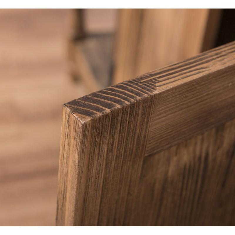Provance  fenyőfa francia stílusú mosdószekrény