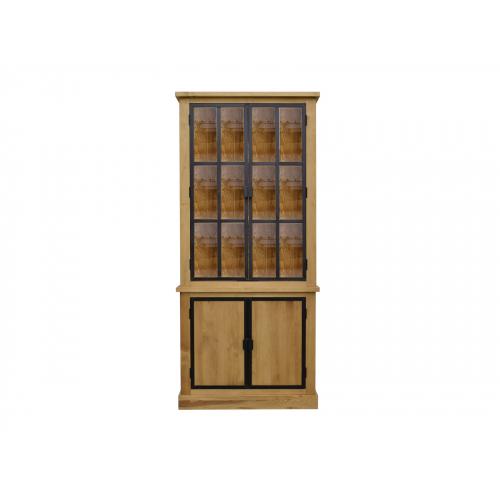 Industrial-Loft 310 tálaló, könyvszekrény
