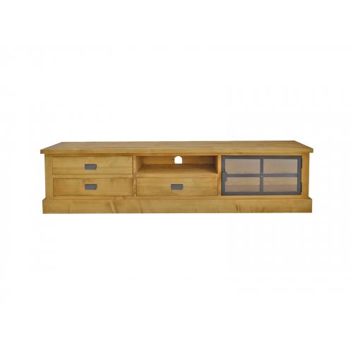 Industrial-Loft 303 TV szekrény