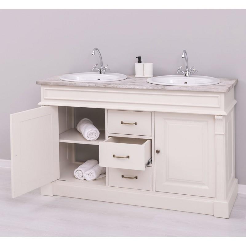 Provance fürdőszoba szekrény