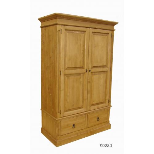 Edelweiss  kétajtós szekrény