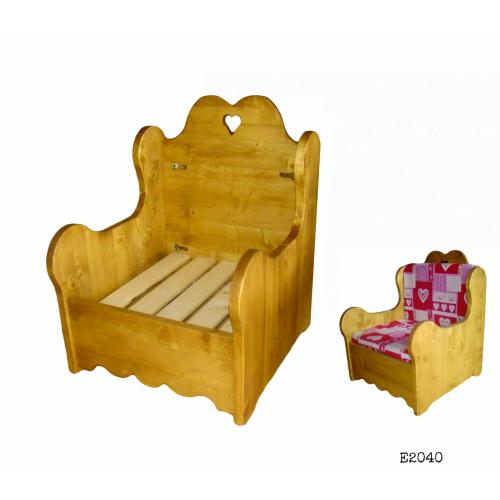 Edelweiss fotel