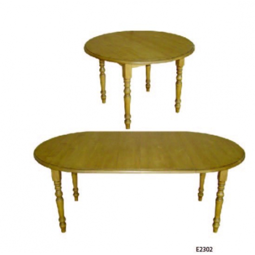 Edelweiss  kerek asztal