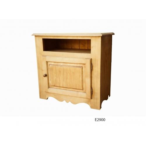 Edelweiss  fenyőfa TV szekrény