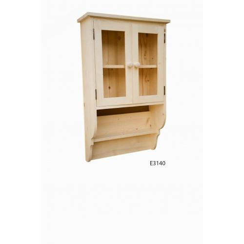 Edelweiss fenyőfa konyhaszekrény