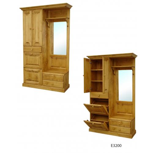 Edelweiss előszoba szekrény