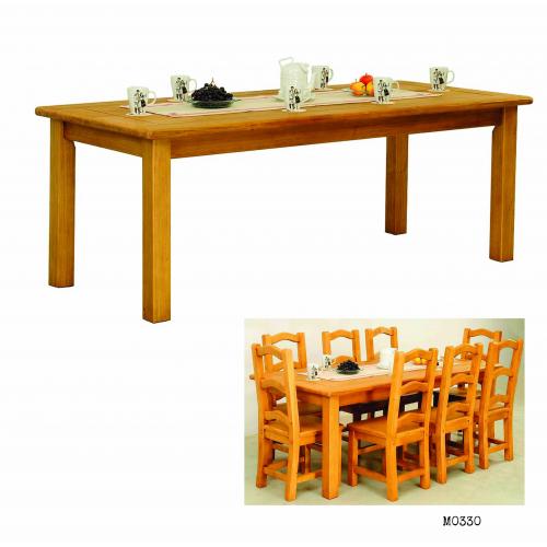Maienfeld étkezőasztal